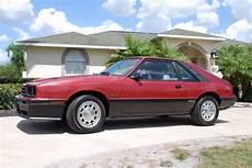 best car repair manuals 1985 mercury capri electronic throttle control 1985 mercury capri rs 5 0 5 speed 4 eye bubble back fox body for sale photos technical
