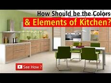 vastu shastra tips how should be the colors and elements of kitchen youtube