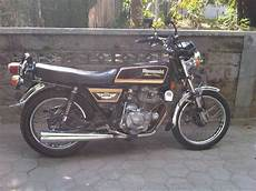 Kawasaki Modifikasi by Modifikasi Kawasaki Binter Merzy Kz200 Classic And
