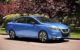 Nissan 2020 Puerto Rico  2021 Cars