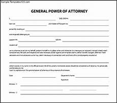 29 images of basic power of attorney template leseriail com