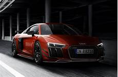 audi r8 performance parts audi sport performance parts r8 edition launched as five