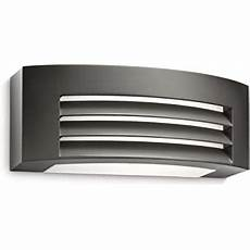 philips ecomoods fragrance outdoor wall light anthracite