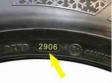 Wie Alt Sind Ihre Reifen Dot Nummer