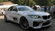 bmw m2 coup 233 540 ps 730 nm by quot d 196 hler competition line quot at gurnigel hillclimb 2016 youtube
