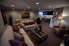 17 interesting and versatile ways to transform an old basement into a stylish useful area