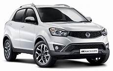 2017 Ssangyong Korando Launched In Uk From Rs 14 16 Lakh