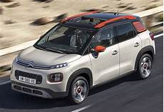 Official 2017 Citroen C3 Aircross