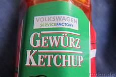 vw ketchup kaufen die volkswagen currywurst ein originalteil aus wolfsburg