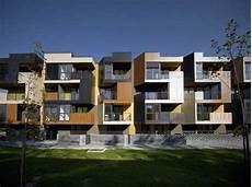 3 takes on modern apartment 建物探訪 テトリスのアパート 池田建築設計室 一級建築士事務所