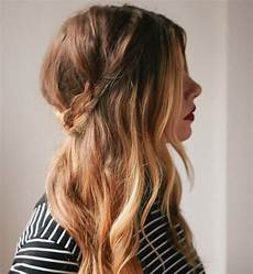 hair don t care 15 second day hairstyles for stress free mornings brit co