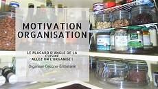 Motivation Organisation Le Placard D Angle De La Cuisine