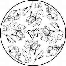 Malvorlage Blumen Mandala Mandala Blumen Malvorlage Mandala Blumen Ausmalbilder
