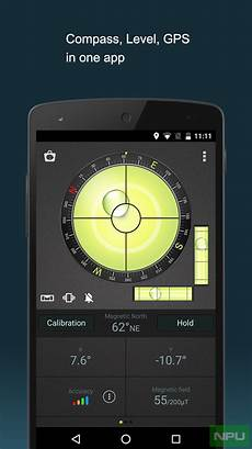compass for android compass level gps for android goes free as myappfree app of the day