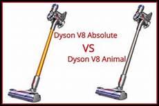 dyson v8 absolute vs animal comparison chart 2020