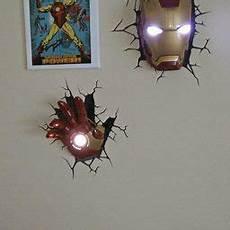 iron man 3 mask 3d deco light spydoy 3d deco light iron man 3 iron man
