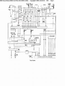 80 280zx harness pinout diagram i a 1982 280zx automatic non turbo datsun i am missing the dropping resistors i can