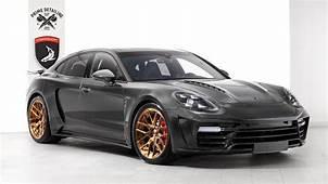 2018 TopCar Porsche Panamera Stingray GTR Carbon Edition