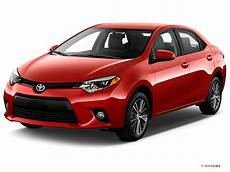 2016 Toyota Corolla Prices Reviews Listings For Sale