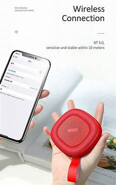 Usams Yx004 Mini Wireless Speaker Bluetooth by Usams Us Yx004 Mini Wireless Speaker Bluetooth 5 0