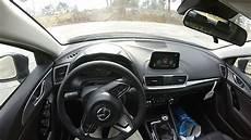 where to buy car manuals 2009 mazda mazda3 windshield wipe control 2018 mazda 3 manual p o v drive youtube