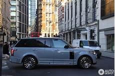 Land Rover Mansory Range Rover Autobiography Lwb 2013 18