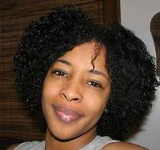 black middle age women hairstyle a light afro style png