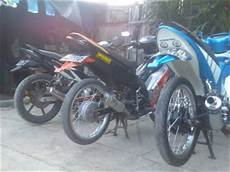 Modif Jupiter Mx 2006 by Drag Race Modifikasi Jupiter Mx 2006