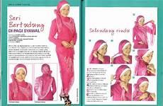 Tutorial Cara Memakai Jilbab Yang Cocok Untuk Dipadukan