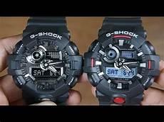g shock ga 700 casio g shock ga 710 1a vs g shock ga 700