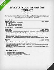 19 best cashier resume sle templates wisestep