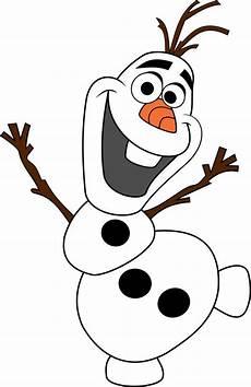 Schneemann Bastelvorlage Olaf Snowman Disney Frozen Frozen Olaf Schneemann