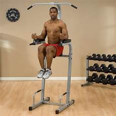 pvkc83x powerline vertical knee raise chin dip solid fitness