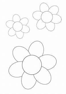 Malvorlagen Blumen Pdf Blumen Vorlagen Zum Ausdrucken 187 Pdf Kribbelbunt