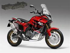 The Honda Africa That Never Was Kardesign Koncepts