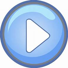 Hd This Free Icons Png Design Of Blue Play Button