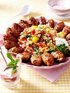 Arabische Küche Rezepte Kostenlos by Orientalischer Bulgursalat Mit K 246 Fte Rezept Mh Lecker