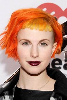 hayley williams hair steal her style
