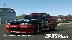 NISSAN SKYLINE GT R GROUP A BNR32  Real Racing 3 Wiki