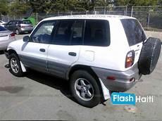 1998 Toyota Rav4 Avis Car Rental Haiti