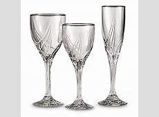 Lenox® Debut® Platinum Crystal Stemware   www