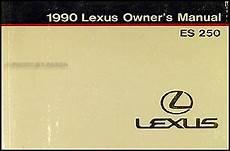 automotive repair manual 1997 lexus es user handbook 1990 lexus es 250 wiring diagram manual original