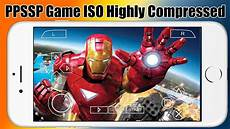 Malvorlagen Ironman Apk Iron 2 Ppssp Iso Highly Compressed Apk Android