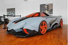 One Seater Lamborghini