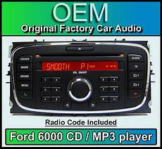 ford 6000 cd mp3 player ford mondeo car stereo headunit