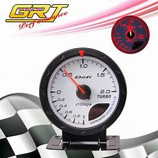 Grt 2 5 Quot 60mm Defi Advance Cr Auto Meter Turbo Boost
