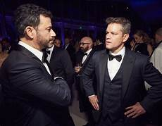 matt damon jimmy kimmel matt damon and jimmy kimmel played their endless feud
