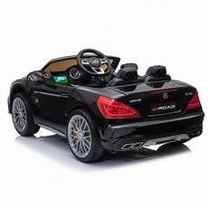 Voiture Electrique Enfant Luxe 12v Mercedes Amg Avec