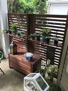 patio privacy hack ikea applaro ikea patio ikea outdoor