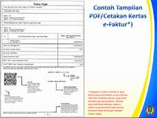 faktur pajak elektronik e faktur mulai berlaku tahun 2015 kompasiana com